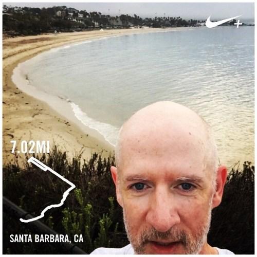 Running Santa Barbara