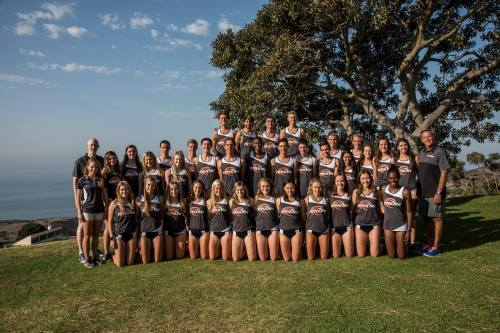With XC Team Pictures