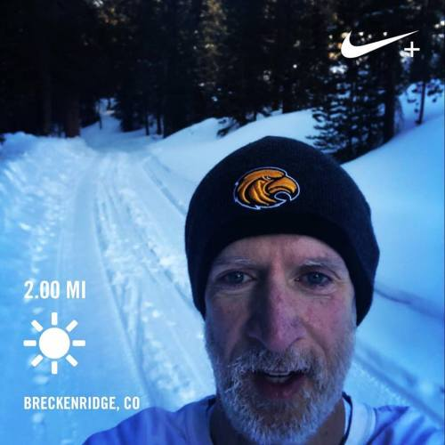 Running Breckenridge