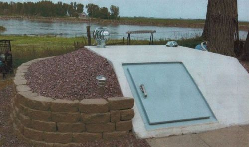Storm Shelter (via Pinterest) 2